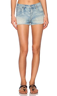 Citizens of Humanity Premium Vintage Chloe Cut-Off Short in Golden Light