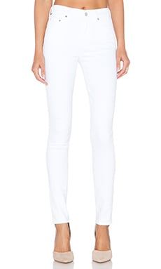 Citizens of Humanity Rocket Skinny in Optic White