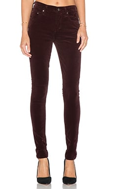Citizens of Humanity Rocket Mid Rise Skinny in Barolo