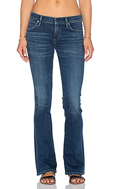 Citizens of Humanity Emannuelle Petite Slim Bootcut in Modern Love