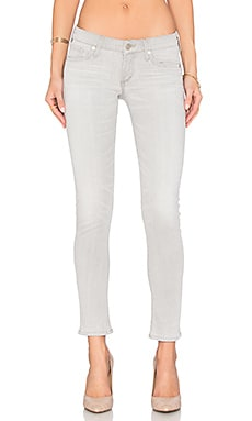 Citizens of Humanity Racer Low Rise Skinny in Greystone