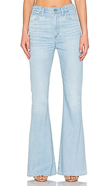 Citizens of Humanity Cherie High Waist Flare in Whisper