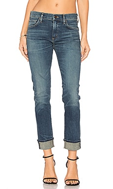 Jazmin Ankle Slim Straight in Euclid