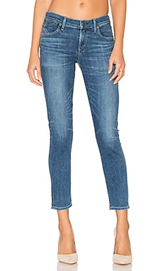 Avedon Ankle Ultra Skinny in Harbor