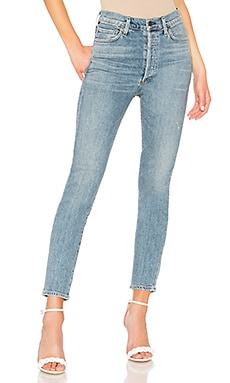 Olivia High Rise Slim Ankle Citizens of Humanity $238 BEST SELLER