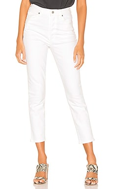 Olivia Crop High Rise Slim Citizens of Humanity $123