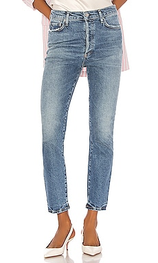 Olivia High Rise Slim Citizens of Humanity $198