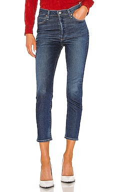 Olivia High Rise Slim Ankle Citizens of Humanity $188