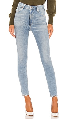 Chrissy Sculpt High Rise Skinny Citizens of Humanity $218 MÁS VENDIDO