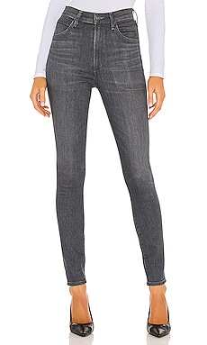Chrissy Uber High Rise Skinny Citizens of Humanity $132