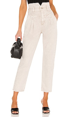 Maeve Pleated Jean Citizens of Humanity $129