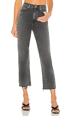 Daphne Crop High Rise Stovepipe Citizens of Humanity $198 NEW