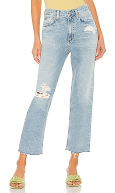 Daphne Crop High Rise Stovepipe Citizens of Humanity $218 NEW