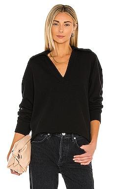 Rosalia Polo Collar Sweatshirt Citizens of Humanity $178