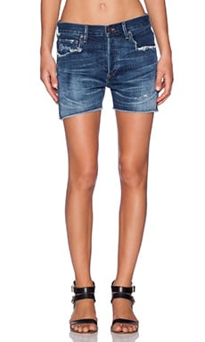 Corey Relaxed Short in Ombre