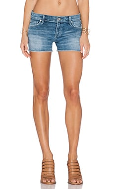 Citizens of Humanity Ava Cut-Off Shorts in Echo