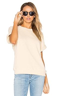 Sage Short Sleeve Sweatshirt