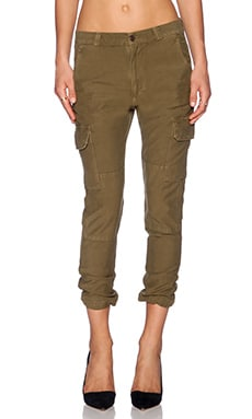 Citizens of Humanity Anja Cargo Pant in Olive