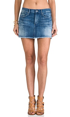 Citizens Of Humanity Daria Mini Skirt in Circa