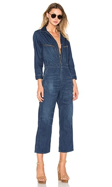 Sylvie Worker Jumpsuit