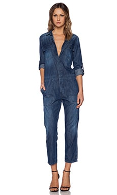 Citizens of Humanity Tallulah Jumpsuit in Stereo