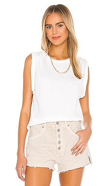 Jordana Rolled Sleeve Tee Citizens of Humanity $118