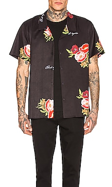 Full Bloom Camp Collar Shirt Civil Regime $22 (FINAL SALE)