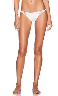 Cami + Jax Anuhea Bikini Bottom in White