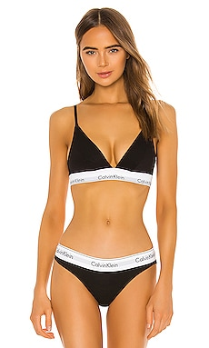 MODERN COTTON TRIANGLE 브라렛 Calvin Klein Underwear $38