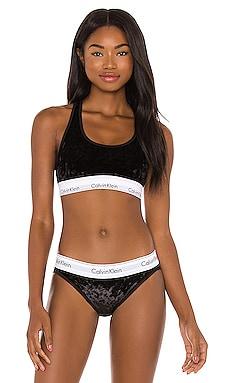 Топ-бралетт velvet - Calvin Klein Underwear