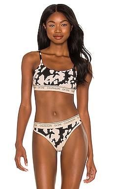 CK One Cotton Unlined Bralette Calvin Klein Underwear $28
