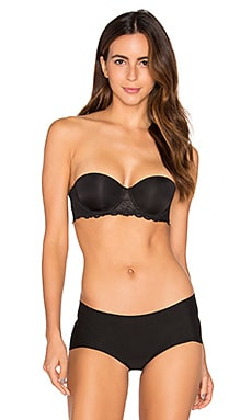 Seductive Comfort Strapless Lift Multiway Bra in ブラック