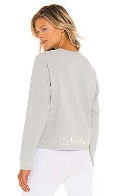 СВИТШОТ ECO LOUNGE Calvin Klein Underwear $18 (ФИНАЛЬНАЯ РАСПРОДАЖА)
