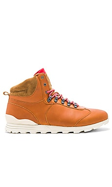 Clae Robinson in Caramel Leather