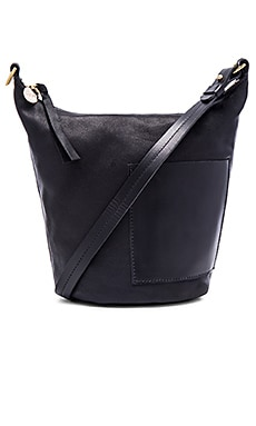 Petite Jeanne Bag in Black Slate