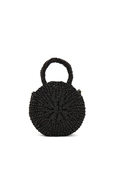 Petite Alice Maison Tote in Black