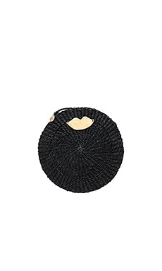 Woven Circle Clutch Clare V. $165