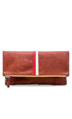 Foldover Clutch Clare V. $235