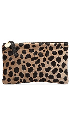Wallet Clutch in Leopard