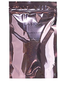 La Rose Facial Cleansing Wipes 15 Pack CLEANSE by LAUREN NAPIER $25