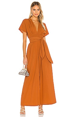 Leona Jumpsuit Cleobella $168 BEST SELLER