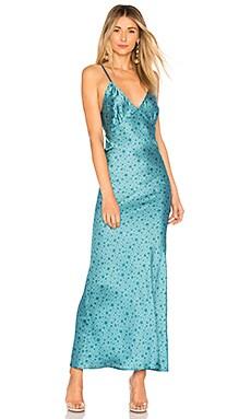 Платье-комбинация tegan - Cleobella