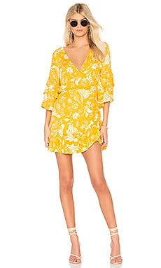 X REVOLVE Bonita Wrap Dress Cleobella $189 BEST SELLER
