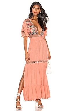 X REVOLVE Amery Dress Cleobella $129