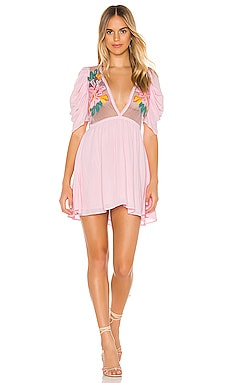 Hayden Mini Dress Cleobella $104