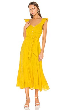 Harlow Ankle Dress Cleobella $248