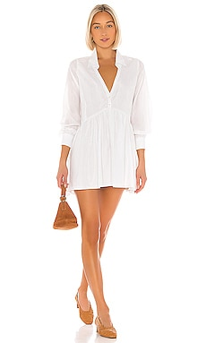x REVOLVE Elin Mini Dress Cleobella $158