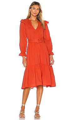 Marseilles Midi Dress Cleobella $149