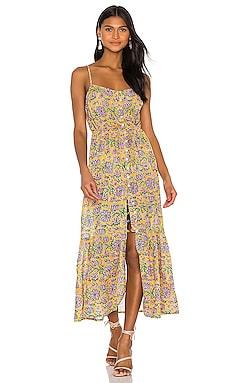 Mindy Midi Dress Cleobella $248