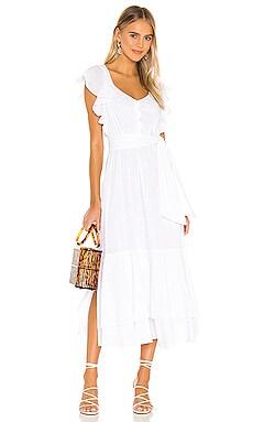 Karina Midi Dress Cleobella $188